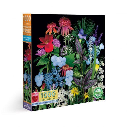 Summer Garden Puzzle