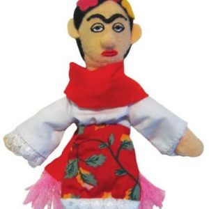 Friday Kahlo Finger Puppet