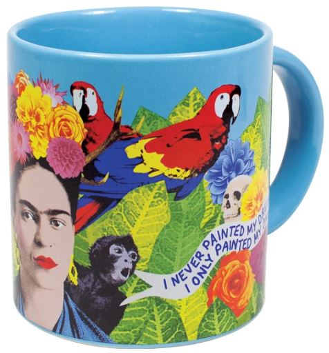 Friday Kahlo Mug