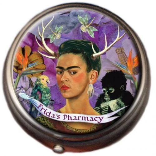 Frida's Pharmacy Pill Box