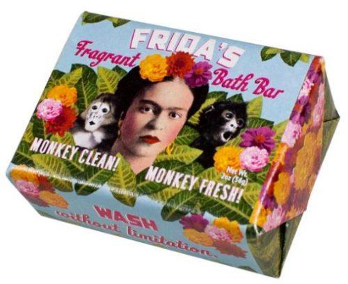 Frida Kahlo Soap